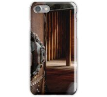 Industrial halt iPhone Case/Skin