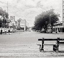 Maputo Street, Mozambique by AntSven