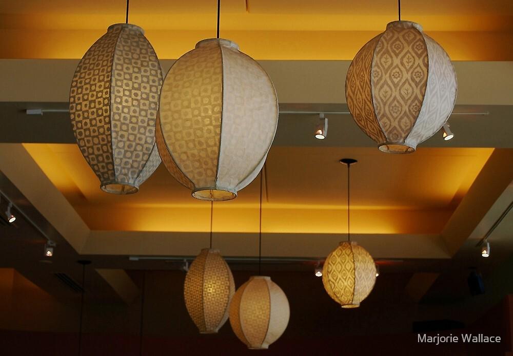 Light my way... by Marjorie Wallace