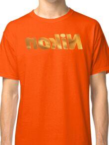 Nokin/Nikon Gold Mirror Classic T-Shirt