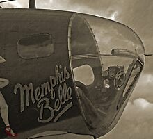 Memphis Belle by Spencer Trickett