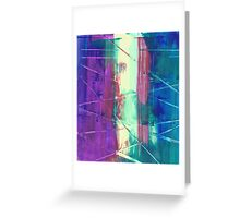 Beauty in Color Greeting Card