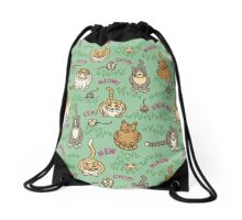 Cats and Critters Drawstring Bag