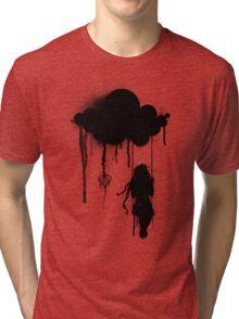 the rain Tri-blend T-Shirt