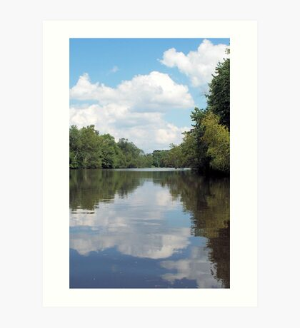Blackstone River Valley  Art Print