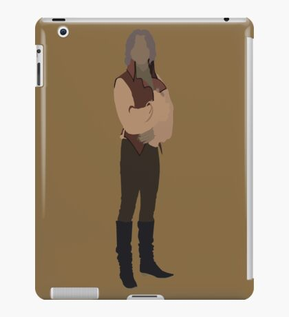 Rumpelstiltskin  iPad Case/Skin