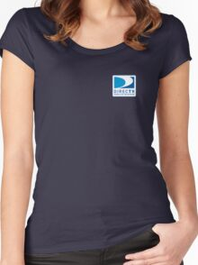 DirecTV Women's Fitted Scoop T-Shirt