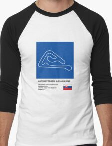 Slovakiaring Men's Baseball ¾ T-Shirt