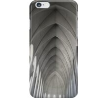 Iceland cathedral  iPhone Case/Skin