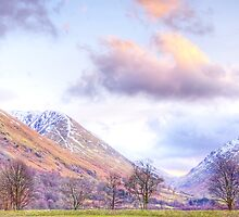 Late Afternoon on the Kirkstone Pass by Roantrum
