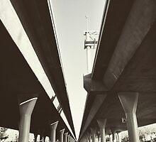 Midtown Bridge by omhafez