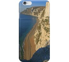 White Nothe from Bat's Head iPhone Case/Skin