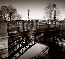 1810 Tickford Bridge - Newport Pagnell by Nick Bland