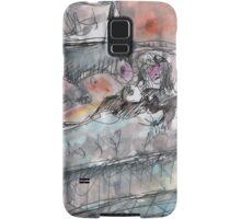SHUU CAT(CJUNE 15 2012)(V1) Samsung Galaxy Case/Skin