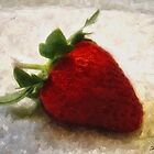 Strawberry 1 by Christopher Johnson