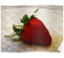 Strawberry 1 Poster