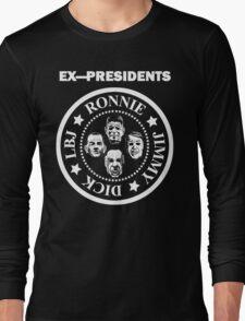 Ex-Presidents Long Sleeve T-Shirt