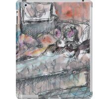 SHUU CAT(CJUNE 15 2012)(V1) iPad Case/Skin