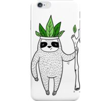 King of Sloth iPhone Case/Skin