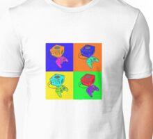 Vid game Pop Art Unisex T-Shirt