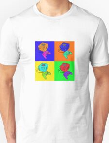 Vid game Pop Art T-Shirt