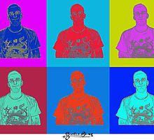 Andy Warhol...and I by VirtualArtist