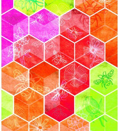 A Bee-utiful Day Sticker