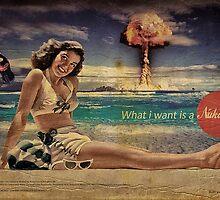 Nuka Cola Ad Pre-Apocalypse by imLXZ