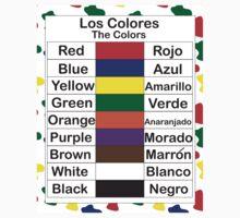 Los Colores Kids Tee