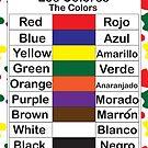 Los Colores by ValeriesGallery