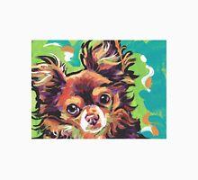 Chihuahua Dog Bright colorful pop dog art Unisex T-Shirt