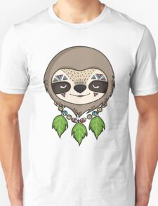 Sloth Head T-Shirt