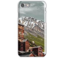 Nature and industry iPhone Case/Skin