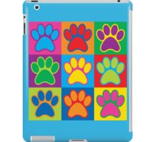 Pop Art Paws iPad Case/Skin