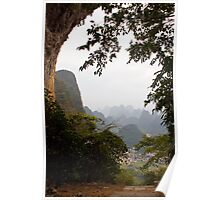 View from Moon Hill  Poster