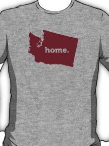 Washington State HOME T-Shirt