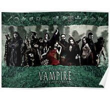 MET: Vampire The Masquerade - Green Marble #1 Poster