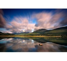 Loch Tulla, Summer 2009 Photographic Print