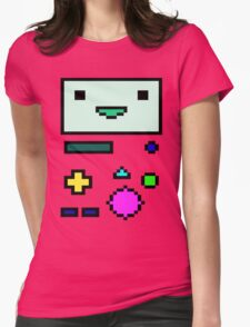 PIXEL - BMO Womens Fitted T-Shirt