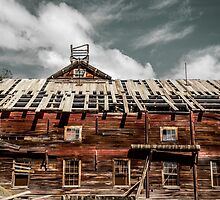 Imminent collapse by RoofdogMedia
