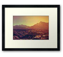 Salzburg, Austria Framed Print