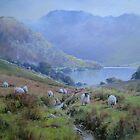 Crummock Water, Cumbria, England by JoeHush