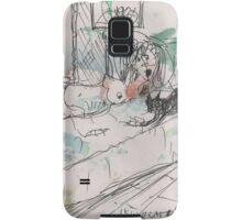 SHUU CAT 2(ORIGINAL SKETCH)(C2012) Samsung Galaxy Case/Skin