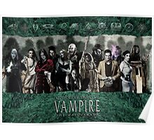 MET: Vampire The Masquerade - Green Marble #2 Poster
