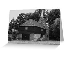 The Oast Greeting Card