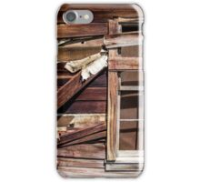 Shuttered iPhone Case/Skin