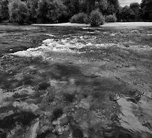 UNA river3 by Igor Motl