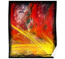 Zenitard abstractration 3 Poster