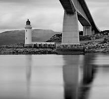 Isle of Skye bridge by Grant Glendinning