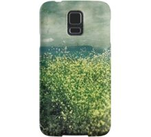 """ Porthscatho Hedgerow"" Samsung Galaxy Case/Skin"